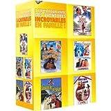 Coffret 5 comédies familiales-Un Indien dans la Ville + L'aventurier du Grand Nord + Hercule & Sherlock + Silver & Jessie + Hercule & Sanson