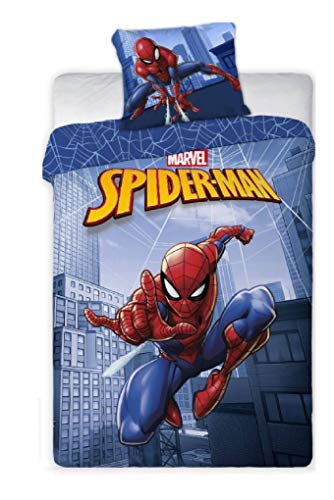 Juego de funda nórdica Spiderman