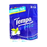 Tempo Pocket Tissues x 36pcs ICE MENTHOL Petit by Tempo