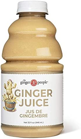 The Ginger People 99 7 Pure Non GMO Ginger Juice 32 Fl Oz product image