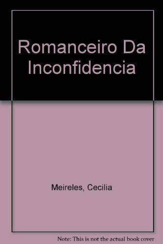 Romanceiro da Inconfidência por Cecília Meireles
