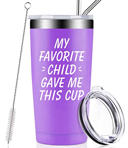 My Favorite Child Gave Me This Cup 20 Oz Tumbler