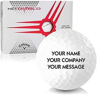 Best custom golf balls callaway Reviews