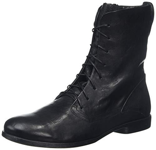 Think! Damen AGRAT_585228 Desert Boots, Schwarz (Schwarz 00), 38 EU