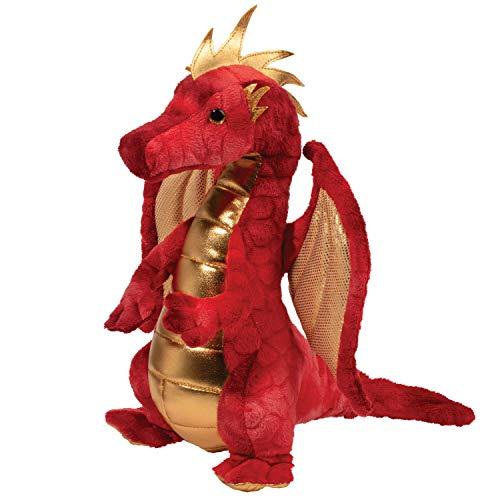 Douglas Eugene Red Dragon Plush Stuffed Animal