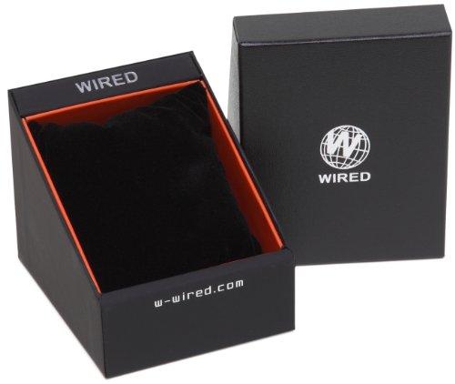 『[セイコーウォッチ] 腕時計 ワイアード カーブハードレックス ソーラー AGAD033 シルバー』の4枚目の画像