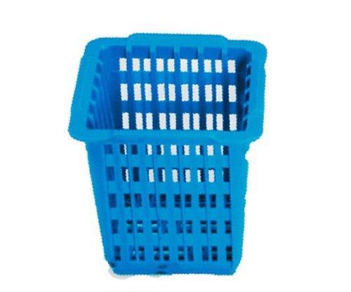Lacor - 69215 - Cubilete Cubiertos 12,5x12,5 - Azul