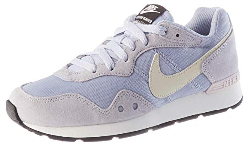 NIKE Venture Runner, Zapatillas Mujer, Azul Ghost Fossil Sail Barely Rose, 38 EU