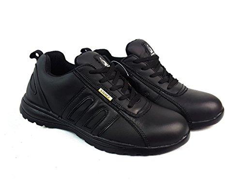 Sicherheitsschuhe mit Stahlkappe für Arbeit, Stiefelette, Schuhe, Turnschuhe, Wanderschuhe, Herren,...