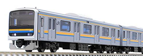 TOMIX Nゲージ 209 2100系通勤電車 房総色 6両編成 セット 6両 98628 鉄道模型 電車