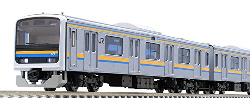 TOMIX Nゲージ 209 2100系通勤電車 房総色 4両編成 セット 4両 98629 鉄道模型 電車
