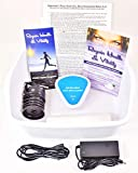 Best Detox Ionic Foot Baths - Ionic Ion Detox Foot spa Chi Bath Cleanse Review