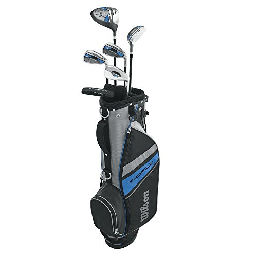 Purchase Wilson Profile Complete Junior Golf Set w/Golf Bag