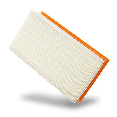 Filtre plissé plat pour Hilti VC 20 U(M)-Y