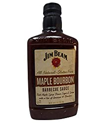Jim Beam Maple Bourbon Barbecue Sauce