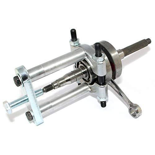 Easyboost Kurbelwellenlager Abzieher Kugellager Separatoren Puller für Roller 50 Motorrad Booster Aerox Jog Zip NRG AM6 Derbi Gebrauch für 50ccm 6204 6303