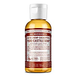 itchy beard phase - Castile Soap in Eucalyptus Flavor