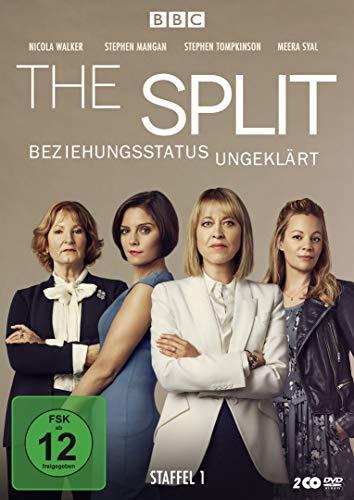 The Split - Beziehungsstatus ungeklärt. Staffel 1 [2 DVDs]
