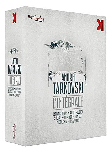 Andrei Tarkovski intégrale (7 BLU-Ray + 2 DVD) [Version Restaurée]