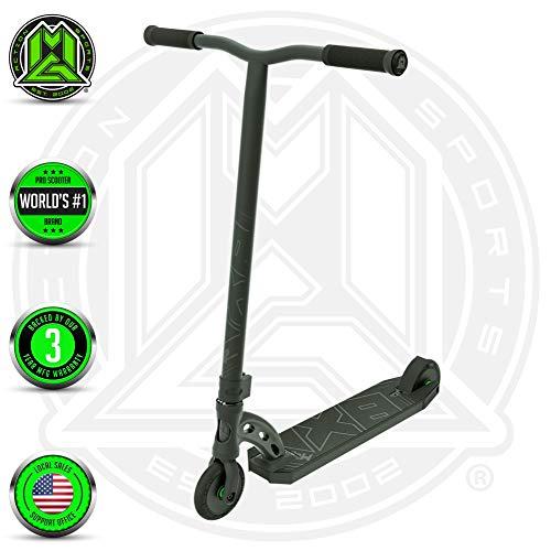 Madd Gear MGP VX8 Freestyle Pro Scooter - Black