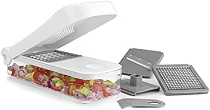 Cuisinart CTG-00-VC 3-in-1 Vegetable Food Chopper, One Size, White