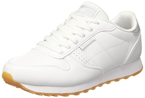 Skechers OG 85-Old School Cool 699, Zapatillas para Mujer, Blanco (White Wht), 41 EU