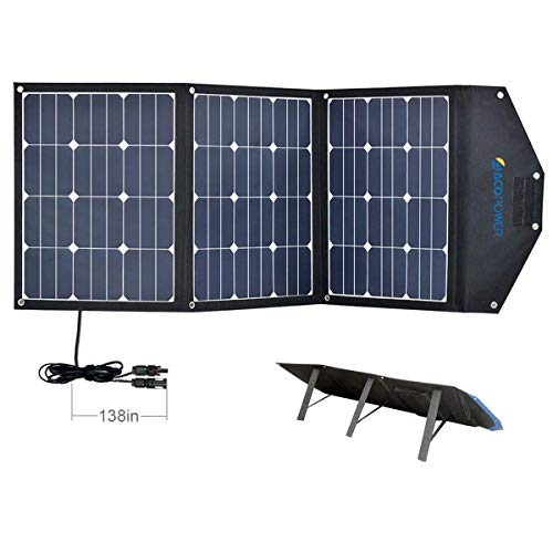 ACOPower 105W Foldable Solar Panel Review