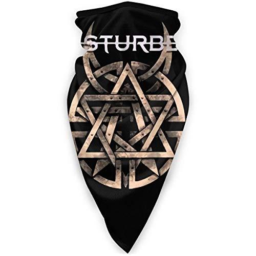 Shichangwei Disturbed Face Shield Windproof Sports Mask Multifunction Bandana Schlauchschal Tube Mask Outdoor Balaclava Black
