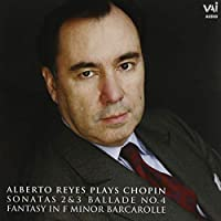 Alberto Reyes Plays Chopin