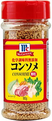 ユウキ食品『MC化学調味料無添加コンソメ』