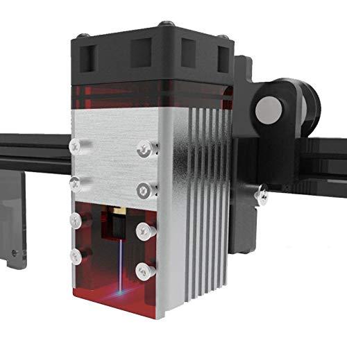 NEJE Laser Engraver Module 450nm 7.5W Output Optical Power Module PWM TTL CNC DIY Adjustable Engraving Cutting Module for DIY Laser Engraver Machine Replacement