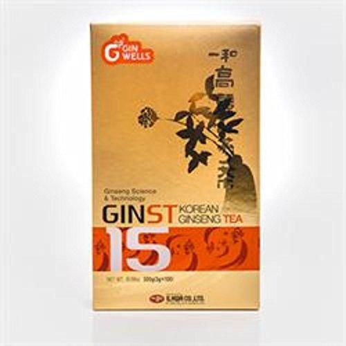Forever Young Il Hwa New GinST Tea 100 Sachet (Beställ 10 för handel yttre)