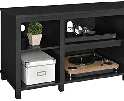 Mainstays Parsons Cubby Tv Stand For Tvs Up To 50 Multiple Finishes Furniture Decor