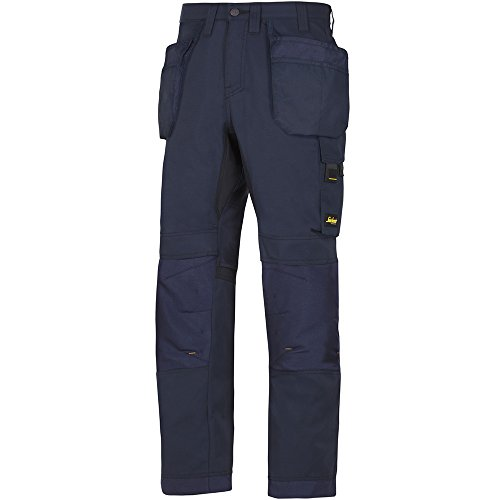Snickers Workwear 62019595162 Snickers Hose, navy, 162