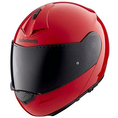 Motorrad-Helm Schuberth C3-Pro Racing Rot X-Lg 60/61