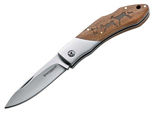 BÖKER 01RY818 - Coltello Tascabile Magnum Caveman Steel