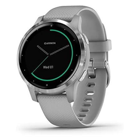 Garmin Vívoactive 4S - Reloj inteligente con GPS y funciones ...