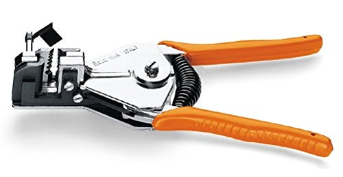 Beta 11430001 PINZE SPELLAFILI Automatiche 0,5-6, 165 mm