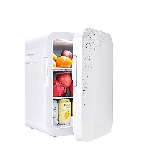 HXCLYQ Nevera Portatil Electrica(20 litros) con Compresor,Mini Congelador Frigorífico Pequeño,Nevera Coche USB-para el Coche Casero del Viaje Que Acampa