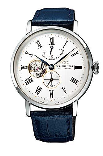 [オリエント時計] 腕時計 オリエントスター セミスケルトン RK-AV0003S メンズ
