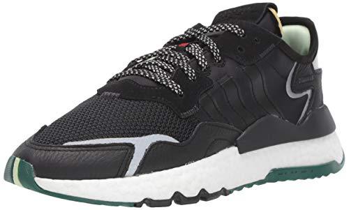 adidas Originals Women's NITE Jogger W, core Black/core Black/Carbon, 7.5 M US