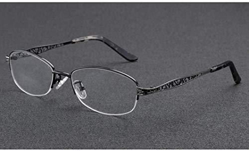 Gafas de lectura Progresiva multifocal gafas de lectura, lectura Fotocromáticas Gafas, contra los rayos UV multifocal progresiva zoom inteligente de dioptrías Teléfono Gafas, unisex Incluye lectores d