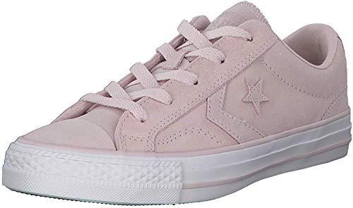 Converse Unisex-Kinder Star Player Ox Fitnessschuhe, Pink (Barely Rose/Barely Rose/White 653), 37 EU