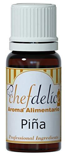 Chefdelice Chefdelice Aroma Concentrado Para Glaseados, Helados, Horneados Y Cremas Sabor Piña,...