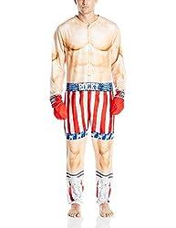 Men's Rocky Uniform Union Suit