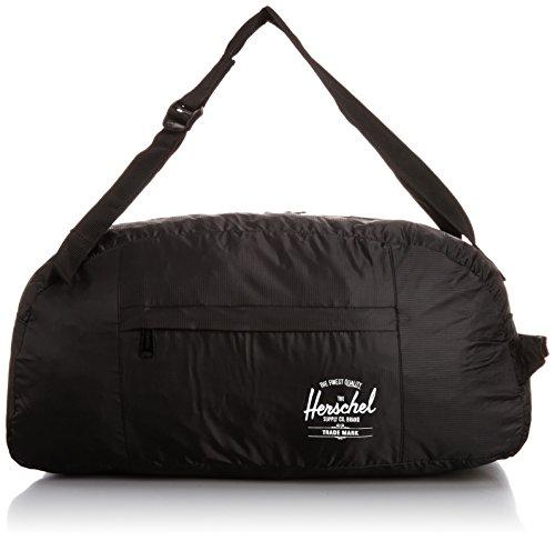 Herschel Supply Company Bolsa de Tela, 20 L, Negro