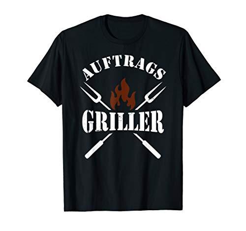 BBQ Grillmeister - Auftragsgriller T-Shirt