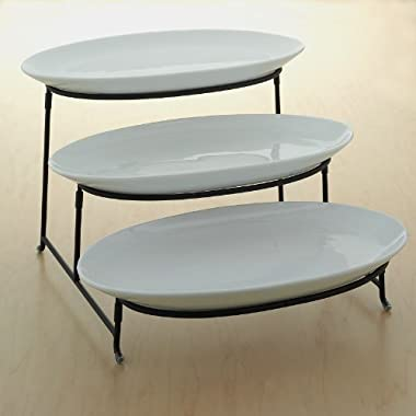 Food Network™ 3-Tier Serving Platter