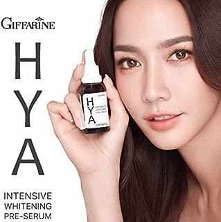 GIFFARINE HYA intensive whitening pre-serum cream sleeping mask 100% natural care 27ml./0.91Oz.