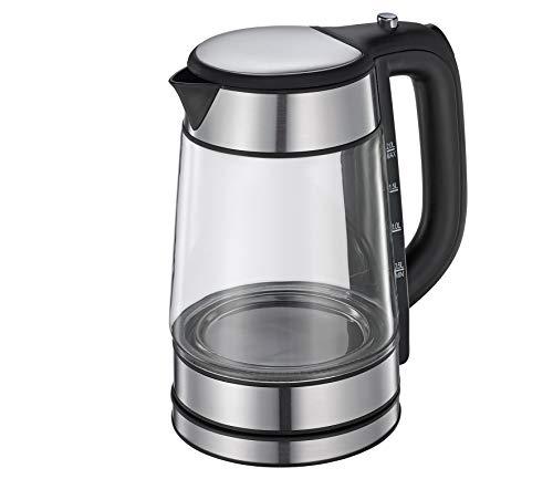 cilio 492521 Wasserkocher VESUVIO, Glas